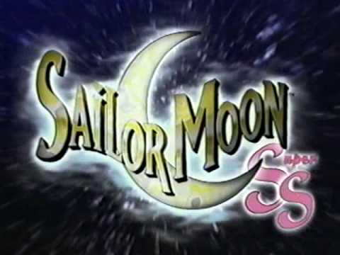 Sailor Moon SuperS English Dub Intro (VHS Cut)