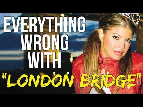 Download Everything Wrong With Fergie -
