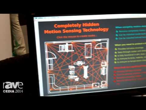 CEDIA 2014: Xandem Intros TMD Tomographic Motion Detection System, Works Through Walls