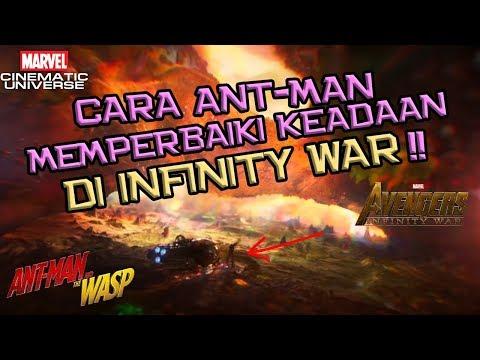 Cara Ant-Man and The Wasp Memperbaiki Keadaan Di Infinity War   Teori Quantum Realm   Indonesia