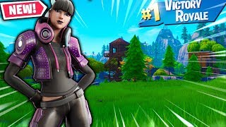 Nouveau gameplay de peau FREESTYLE dans Fortnite Battle Royale.
