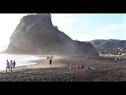 Piha Beach 2020 Post Lockdown 3