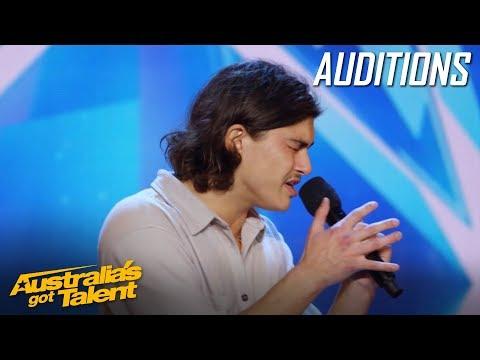 Jayden Appleby's Moving Performance | Auditions | Australia's Got Talent