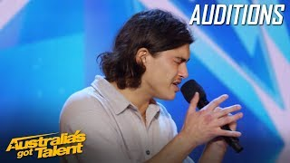 Jayden Appleby's Moving Performance | Auditions | Australia's Got Talent