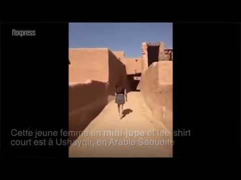 Une jeune femme aperçue en mini-jupe arrêtée en Arabie Saoudite