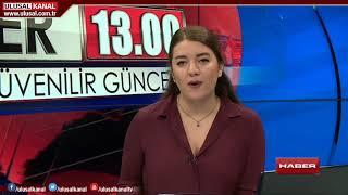 Haber 13 - 13 Ekim 2018 - Seda Anık - Ulusal Kanal