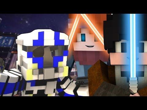 Minecraft CLONE WARS #1 (Star Wars Minecraft Roleplay)