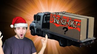 YuGiOh MASSIVE Mystery Box Opening! Christmas Special!!