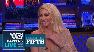 Andy Cohen Plays The Plead The 5th App With Stassi Schroeder And Shep Rose! | WWHL