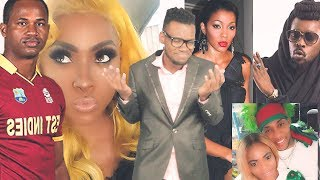 Yanique Curvy Diva Meets Marlon Samuels  in 'Dressing Room' | Beenie Man Rejects D'angel On Stage