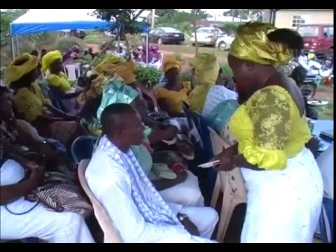 Burial Ceremony of my loving mother,Mrs Grace ugbelase pt 4