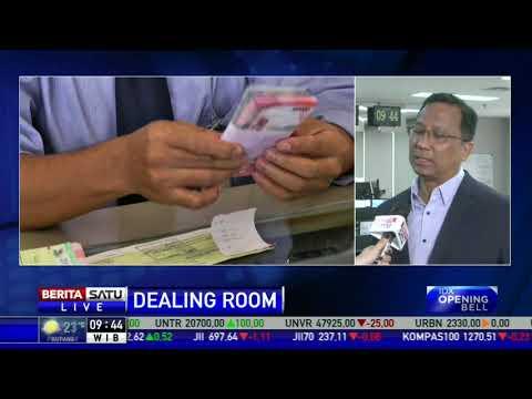 Dolar AS Menguat, Rupiah Cenderung Stabil