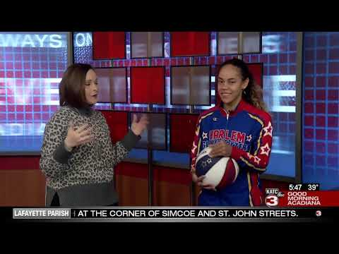 Harlem Globetrotters heading to Cajundome March 7