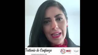 Testimonio de la Mtra. Yanet Romero Directora de Educación Superior de la Universidad UNIVA.