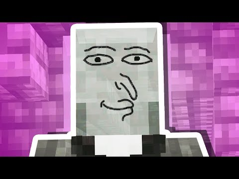 CAPTURING Annoying Minecraft Ghosts!