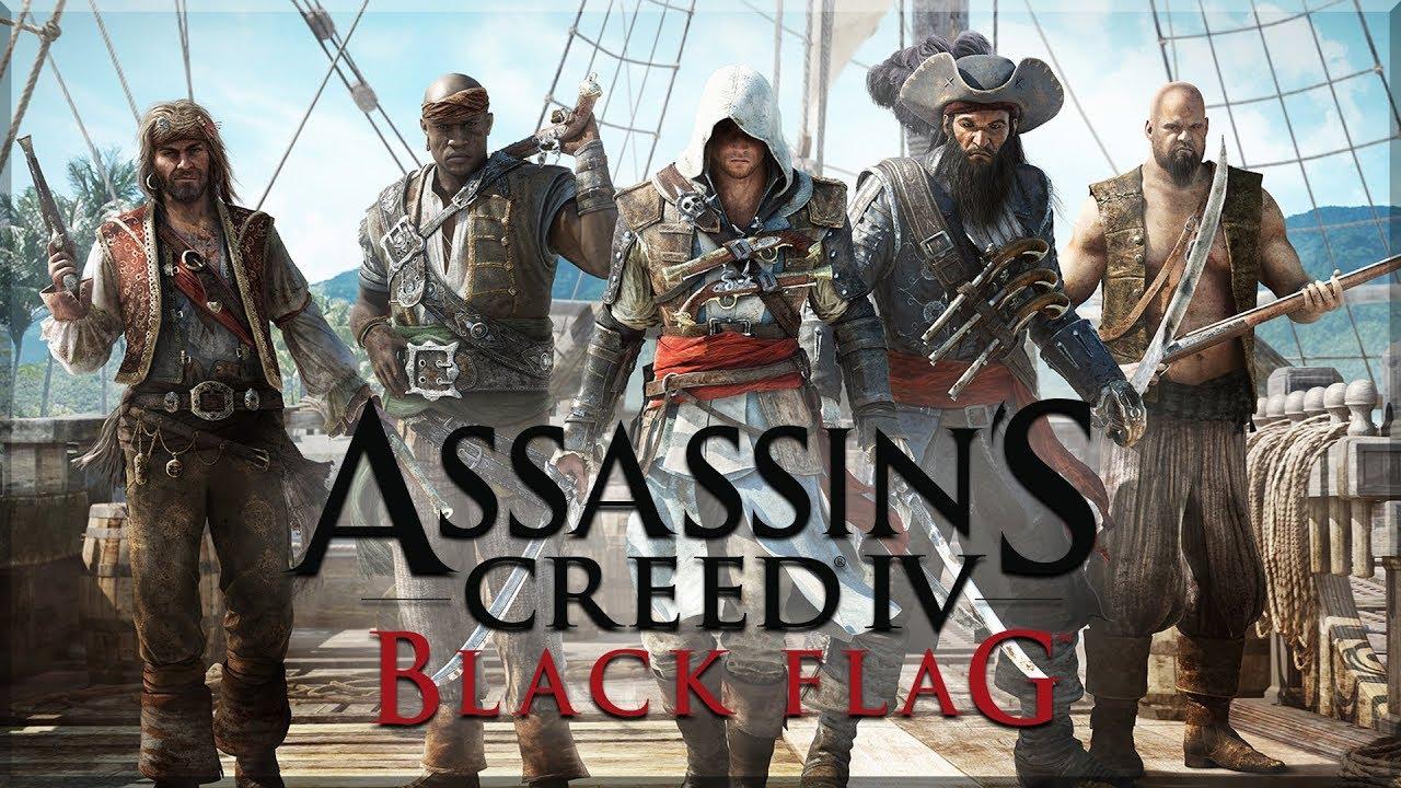 ASSASSIN'S CREED IV BLACK FLAG ◈ Das Ende von Kenway ◈ LIVE [GER/DEU] thumbnail