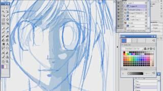 Как нарисовать мангу не умея рисовать \ Урок 2 \ Manga Studio \ by Orb_Master