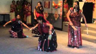 Rangeelo maro dholna - Folk dance by Jigisha and group
