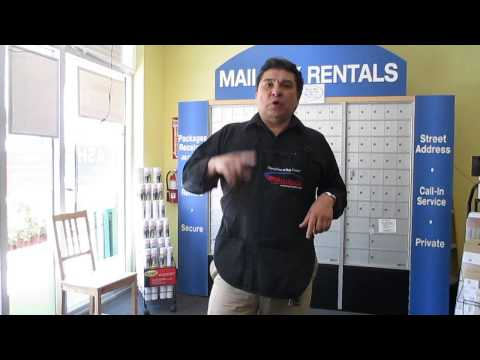 Mailbox Rental The Mailbox Store & Business Solutions
