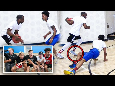 Reacting To 2HYPE Basketball Highlights!!