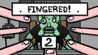 Thumbnail für Trashflash: Fingered #2 - Gameplay zum bekloppten Polizeispiel