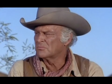 Leif Erickson / Big John Cannon /  High Chaparral