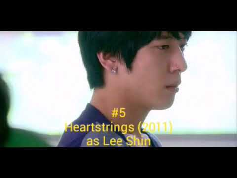 5 Latest Jung Yong-Hwa Dramas