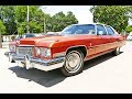 Sold! 1973 Cadillac Fleetwood Brougham - Mallard Motors - #TrustTheDuck