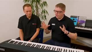 Musicroom TV Presents: Korg B1 Digital Piano