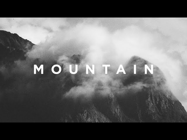 Jason Gray - Mountain (Lyric Video)