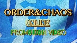 【ORDER AND CHAOS】オダカオ紹介PV【スマホMMORPGオーダー&カオスオンライン】