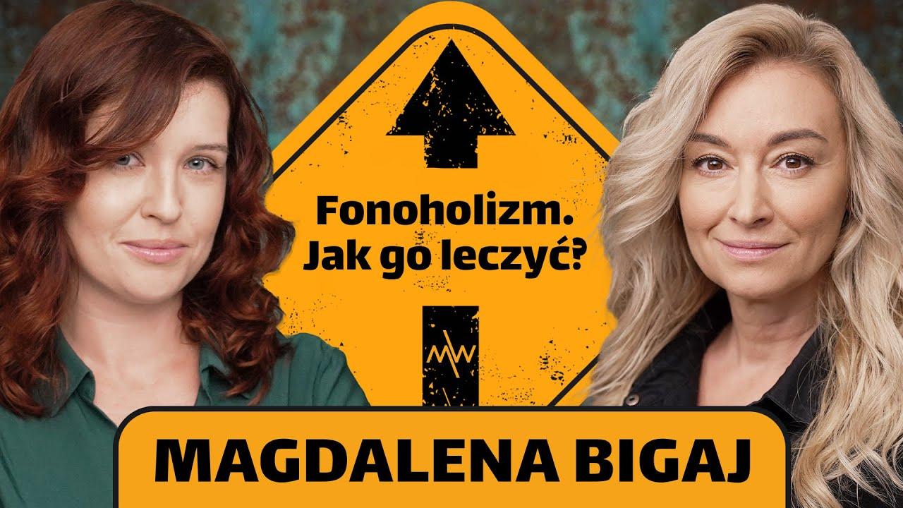 Download MAGDALENA BIGAJ: jak żyć w sieci i nie zwariować?   DALEJ Martyna Wojciechowska