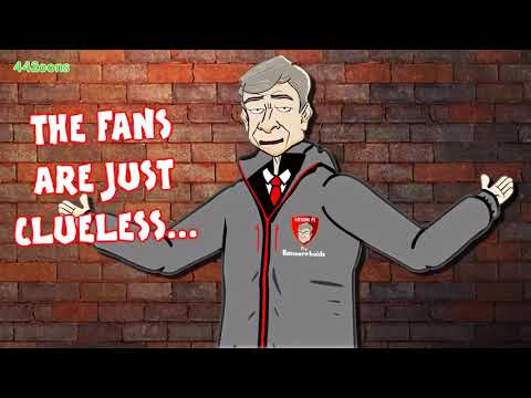 Arsene Wenger hit back on Arsenal fan Tv