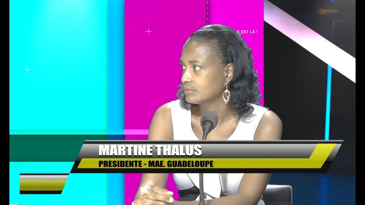 MARTINE THALUS présidente de la MAE (2ème Partie )
