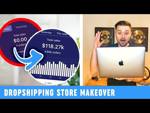 Turning A Failed Shopify Dropshipping Product Into A $50,000/Month Funnel With Clickfunnels! thumbnail