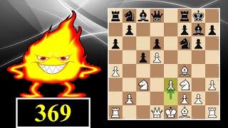 Blitz Chess #369: Benoni Defense