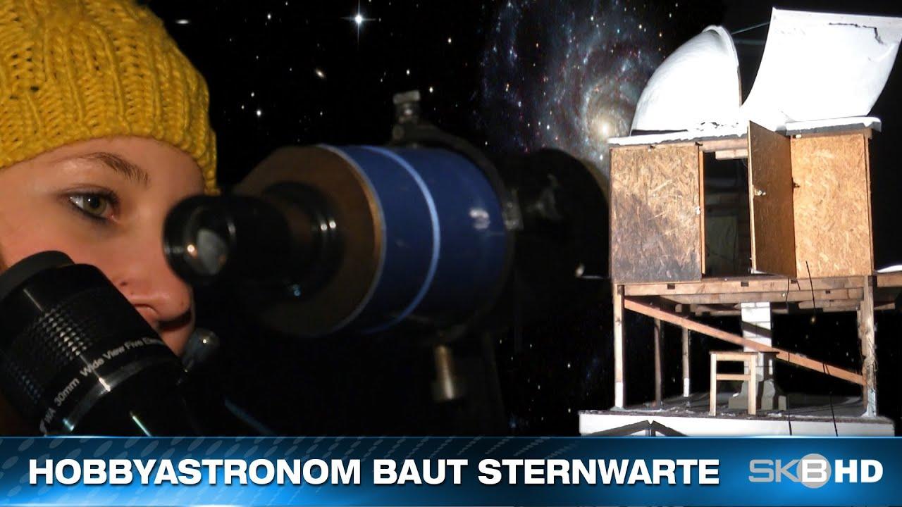 Mein selbstbau dobson teleskop