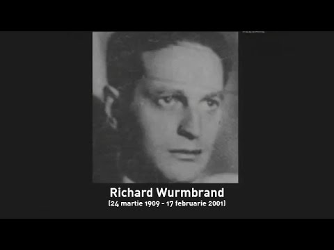 Memorialul durerii: Dacă zidurile ar putea vorbi… Richard Wurmbrand (2006)