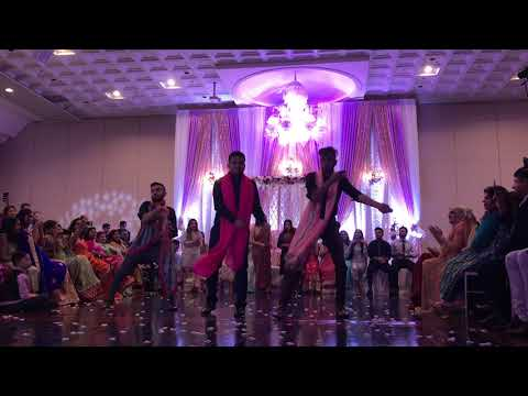 Shariq & Urusa's Engagement Dance Performance
