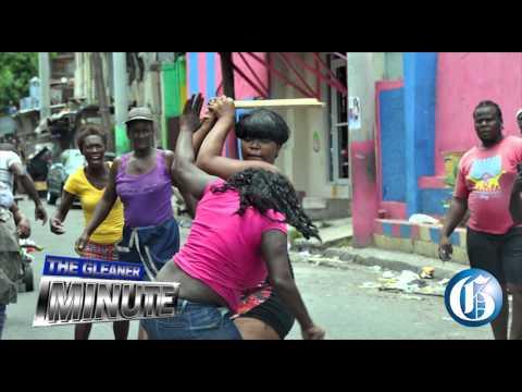 THE GLEANER MINUTE: Passport rush ... Women clash downtown ... Yohan Blake return?