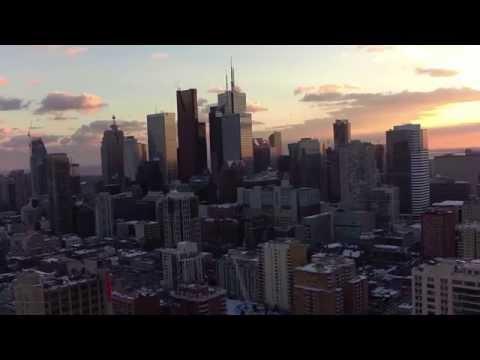 Toronto Skyline Porn ( Toronto timelapse / Toronto aerial )