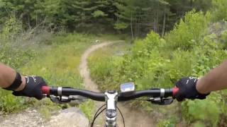 Mountain Biking at Stonewall Farm Keene, NH
