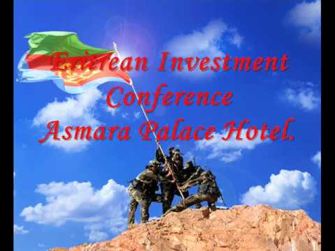 Eritrean Investment Conference, Asmara Palace, Eritrea.