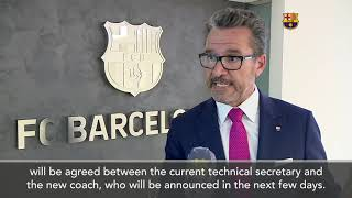 Fc barcelona has called for presidential elections that are expected to take place on march 2021. the announcement came at same time quique setien w...