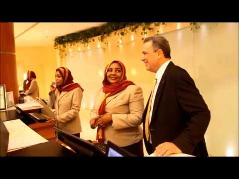 Team Integration - Corinthia Hotel Khartoum