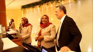 Team Integration - Corinthia Hotel Khartoum