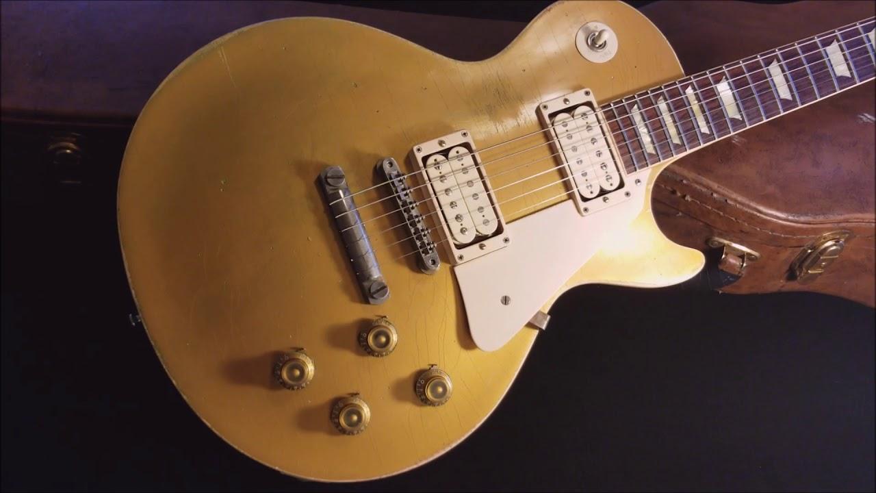 b587e5759b91af Gibson Historic '57 Les Paul Gold Top R7 –Tom Doyle Aged & Relic'd ~ Doyle  Coils TRU-CLONES PAF