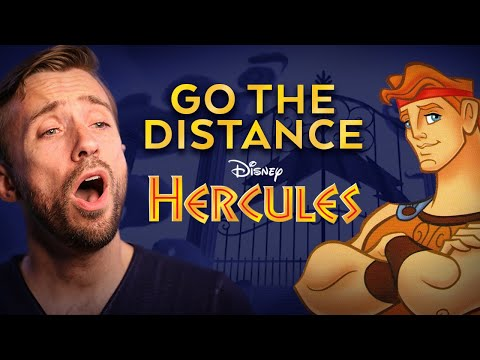 Peter Hollens - Go the Distance (From