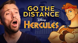 Go The Distance from Hercules - Peter Hollens