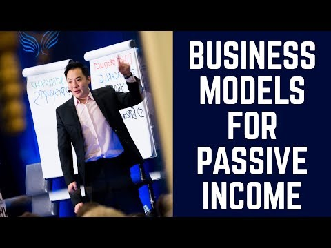 Business Models for Passive Income